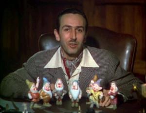 Walt e Os Sete Anões