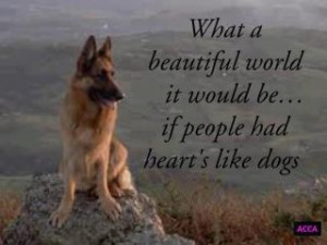 German Shepherd quote