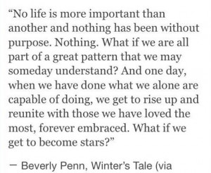 Winters Tale Quotes