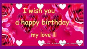 happy birthday love happy birthday love happy birthday love happy