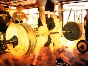 Powerlifting Deadlift Wallpaperdeadlift Wallpaper Muscle And Brawn
