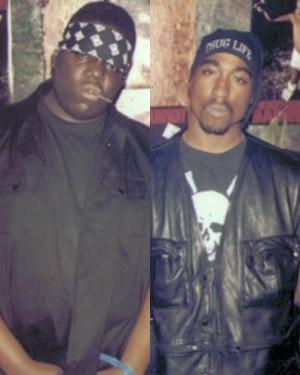 Tupac Vs Biggie Biggest Rap Battle