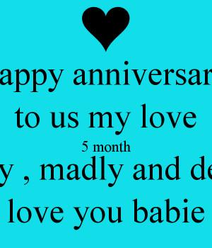 Happy 10 Month Anniversary Quotes