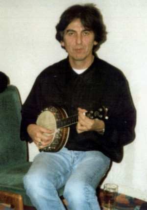 met George Harrison when he attended a George Formby Society ...