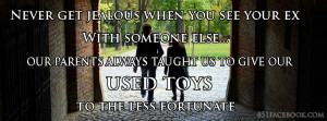 jealous ex girlfriend quotes