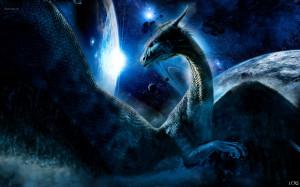 Saphira Eragon Wallpaper...