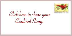 ... Always, with Cardinal Love, Hope & Cheer - Your Cardinal Messenger