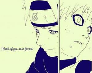 ... Ii, Naruto Shippūden, Gaara Naruto, Friends Gaara, Naruto Quotes