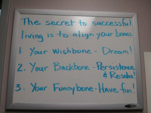 Wise sayings by Barb Fischer San Diego La Mesa