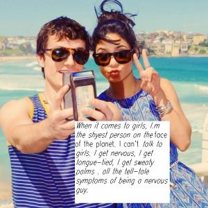 josh hutcherson quotes | Tumblr