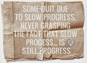 How to Keep Going When You're Ready to Quit