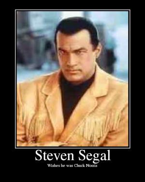 Steven Segal Image