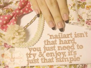 Pretty Nail Quotes