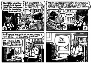 Blood and Thunder: Harvey Pekar and R. Fiore