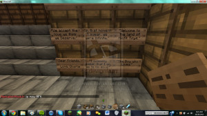 Minecraft quotes by AlphaWolfKodijr