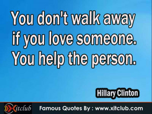 collection of purported quotes by Hillary Rodham Clinton poses ...