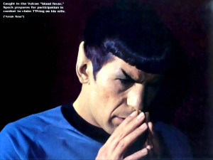 Mr. Spock Amok Time