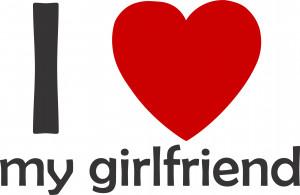 camiseta i love my girlfriend Love My Girlfriend Quotes