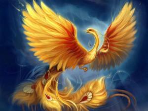 Phoenix - Mythical Creatures Fanart