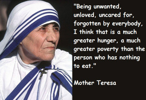 mother teresa quotes.
