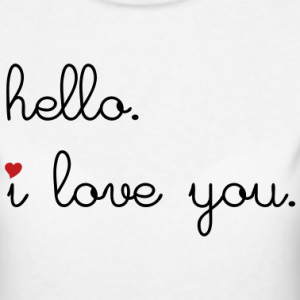 Love Quotes Hello And Goodbye