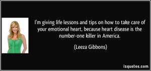 quote-i-m-giving-life-lessons-and-tips-on-how-to-take-care-of-your ...