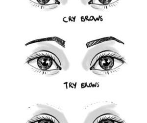 ... | Some common mistakes in shaping female eyebrows -... | via Tumblr