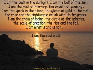 RUMI QUOTES - soul