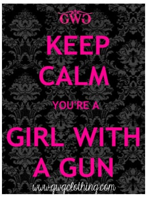 Girls Guns Quotes, Hands Guns, Girls With Guns Quotes, Girls And Guns ...