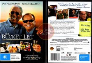 ... /THE-BUCKET-LIST-Jack-Nicholson-Morgan-Freeman-NEW-DVD-/300619673051