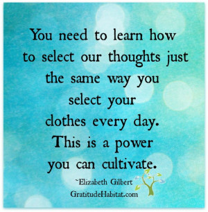 ... .com #positive-thoughts #life-quotes #Elizabeth-Gilbert-quote