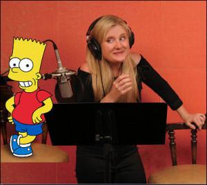 Bart Simpson Caramba