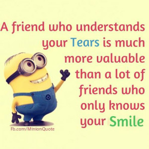25 Minion Friend Quotes 2015 for the best friends