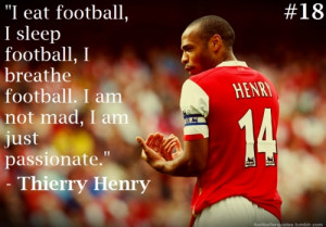 ... thierry henry on his role total awe of thierry henry why thierry henry