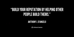 Famous Reputation Quotes with Images – Building a Good Reputation ...