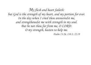 15 Comforting Bible Verses For Funerals
