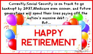 Happy Retirement Picture | Quotesvalley.