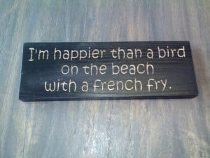 Cute beach quote