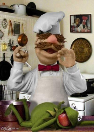 Swedish chef claims a creative tie to Jim Henson. Philly foodies ...