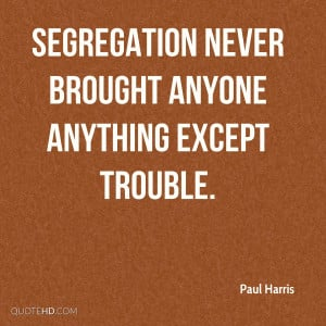 Paul Harris Quotes