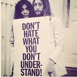 Powerful statement