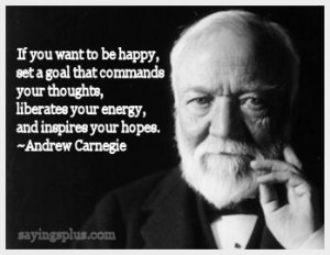 Inspirational Andrew Carnegie Quotes and Sayings