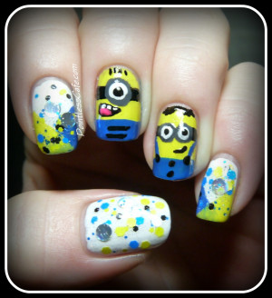 Sunday Fun with Minions, Weeping Angels and an Exploding TARDIS