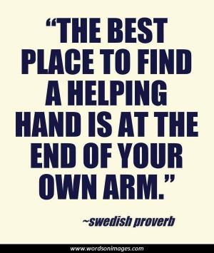 Motivational quotes volunteerism