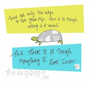 ... albert einstein quotes inspiring quotes miracle quotes quipple