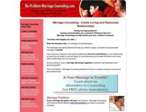 no-problem-marriage-counseling.com Marriage Counseling for a Happy ...