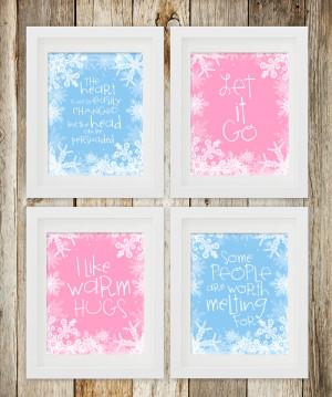 Movie Frozen Free Printable Quotes
