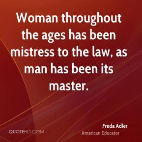 Quotes About Being a Mistress