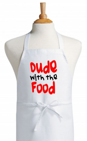 Dude With The Food Funny...