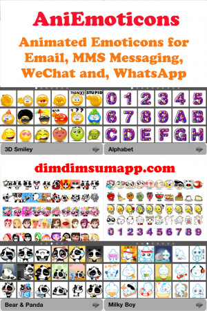 BLOG - Funny Emoji D